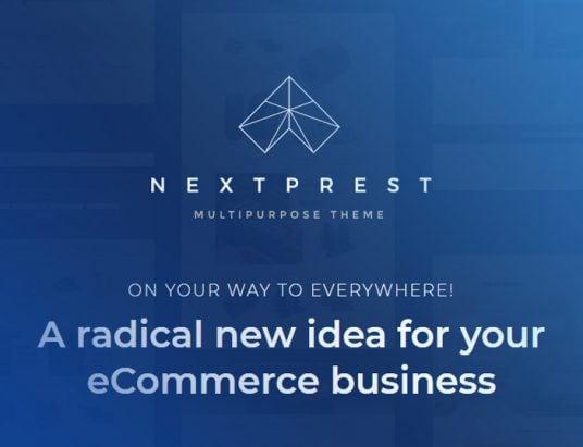 Nextprest - nejnovější Prestashop šablona