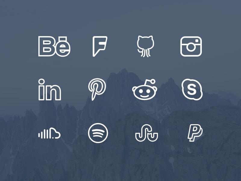 Ikonové fonty