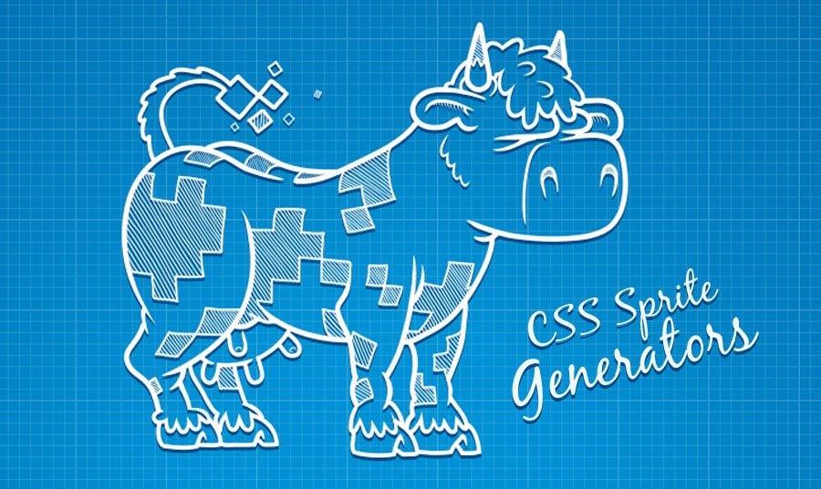 Freundschaften mit CSS-Sprites: Technologie, Generator