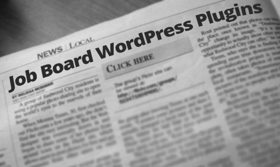 10 Wordpress Job Board Plugins Die Den Transfer Der Sozialen