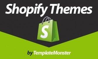 TemplateMonster fängt an Premium Shopify Themes zu entwickeln
