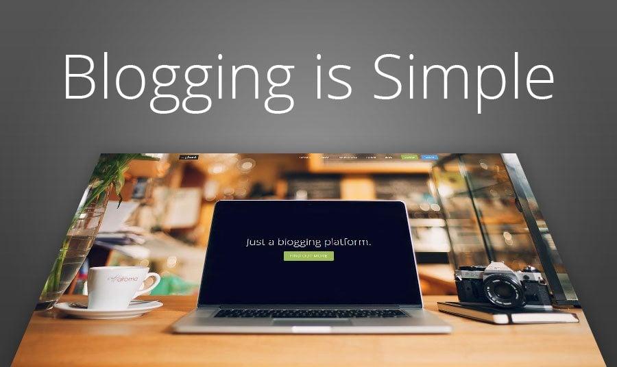 Trends Hinterherjagen – Blogging Mit Flat File CMS