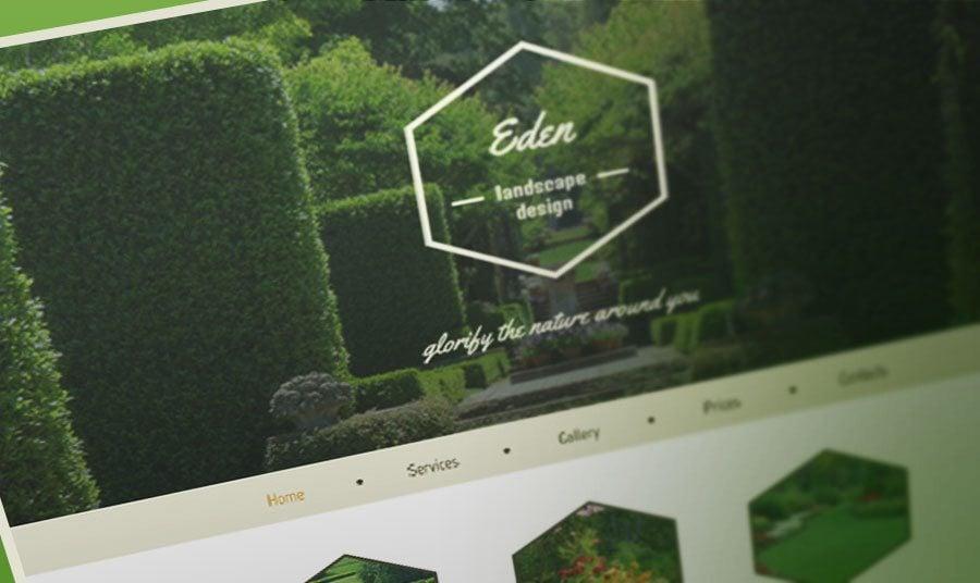 Moderne Vintage Drehung im Kostenlosen HTML5 Theme für Outdoor Design Website