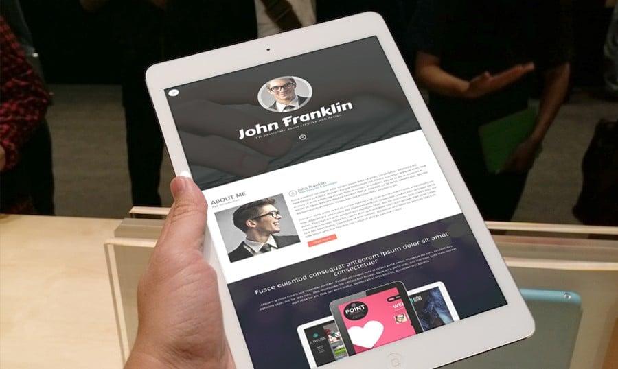 Mit diesen WordPress Lebenslauf Themes Kriegst Du Bestimmt Diesen Job!