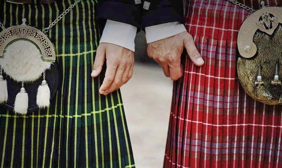 Kostenlose Tartan Texturen – ein Stück traditionelles Schottland im Webdesign