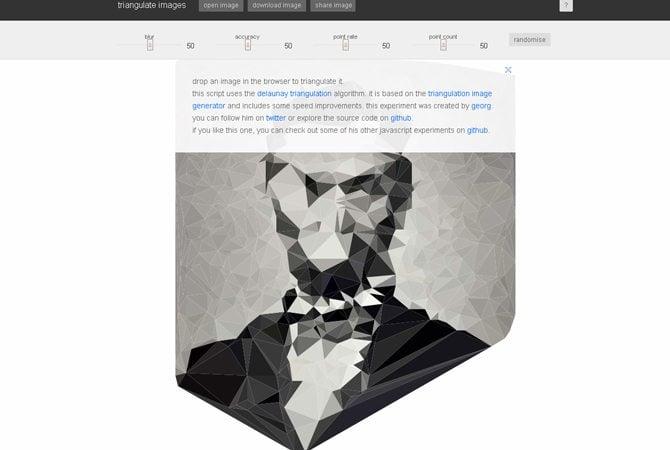 triangulate-images