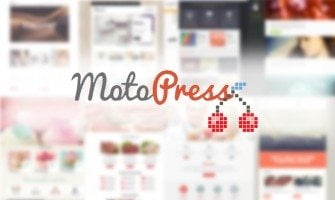 Drei in einer Box: WordPress. Cherry Framework. MotoPress!