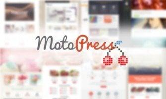 Drei in einer Box: WordPress. Cherry Framework. MotoPress!