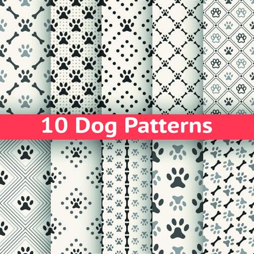 Beautiful decorative pattern seamless vectors