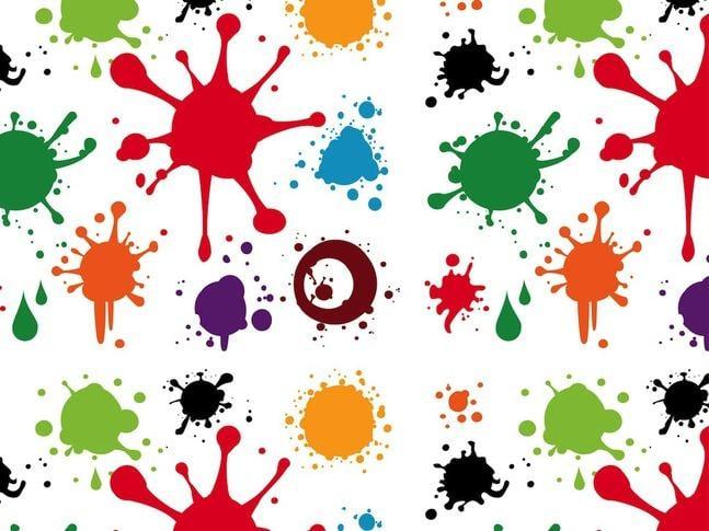 Splatter Pattern