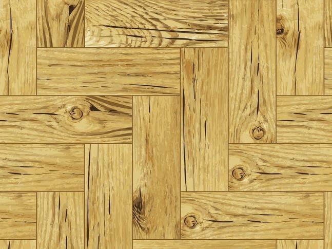 Wooden Floor Pattern