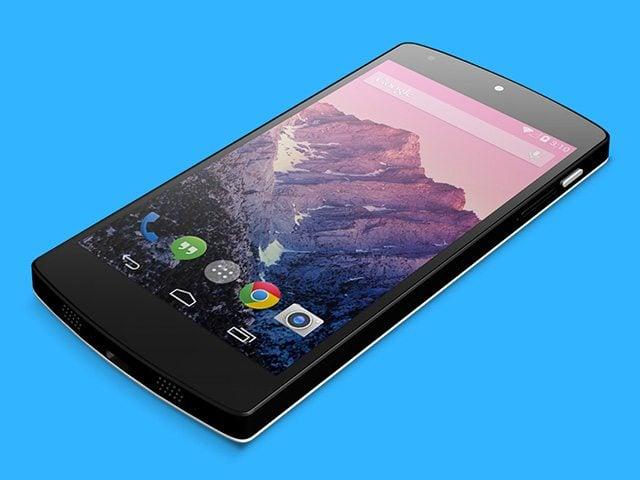 Nexus 5 Free PSD