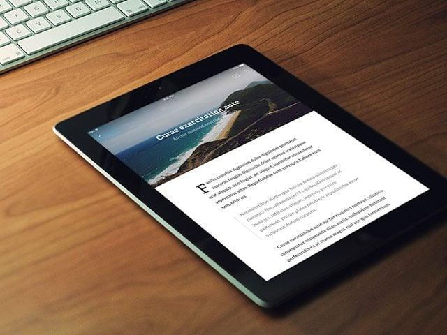 RSS Reader App
