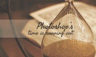 Bedeutet die Wiederkehr von Gestaltung im Browser eine trostlose Zukunft für Photoshop?