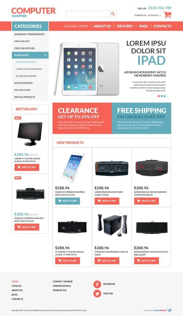 virtuemart-computer-store-free-template