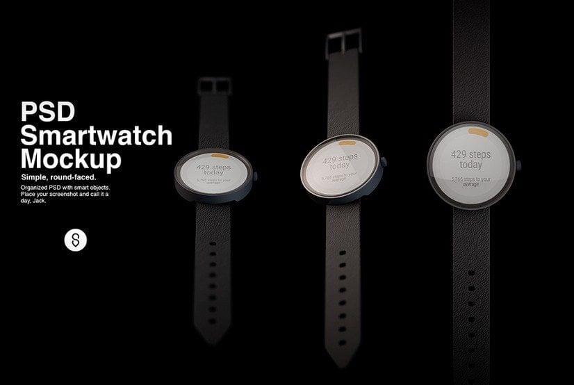 PSD-Smartwatch-Mockup