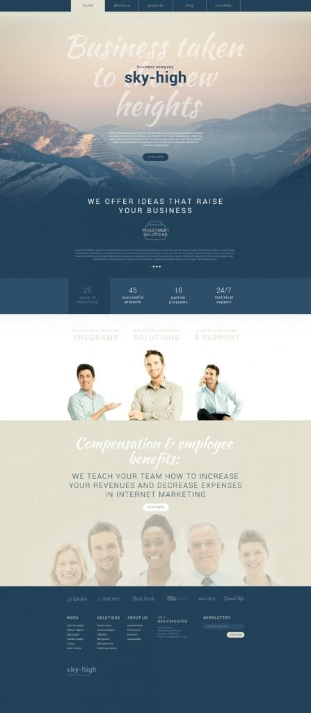 monstroid wordpress theme update