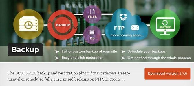 sygnoss-wordpress-backup-plugin