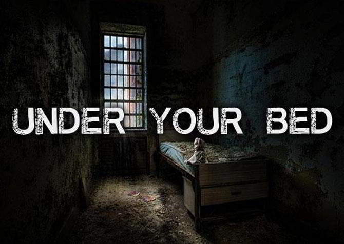 Unter deinem Bett
