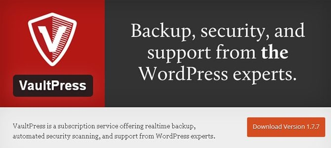 vaultpress-backup-plugin