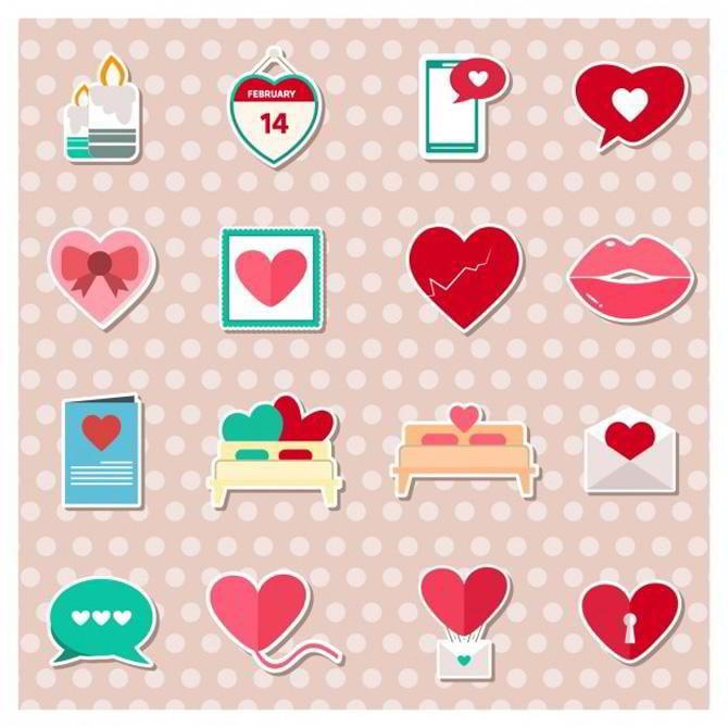 Valentinpack von Creative Agency