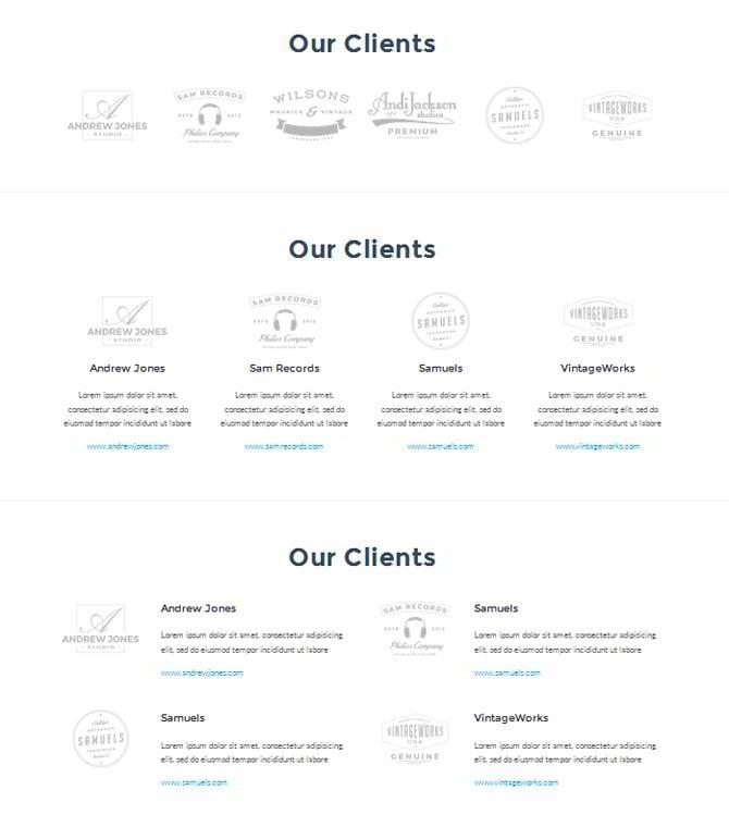 Modicate Kunden-Seite
