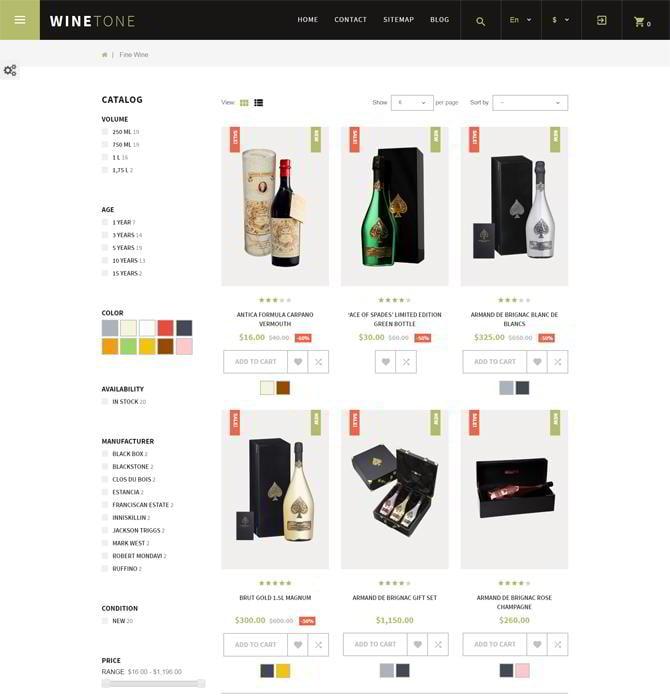 winetone-kategorie-seite