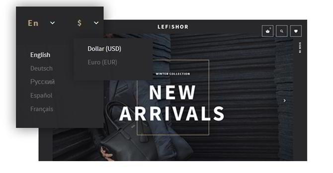 Lefishor-Multilingual