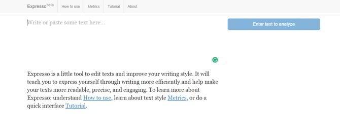 Schreibwerkzeug-App