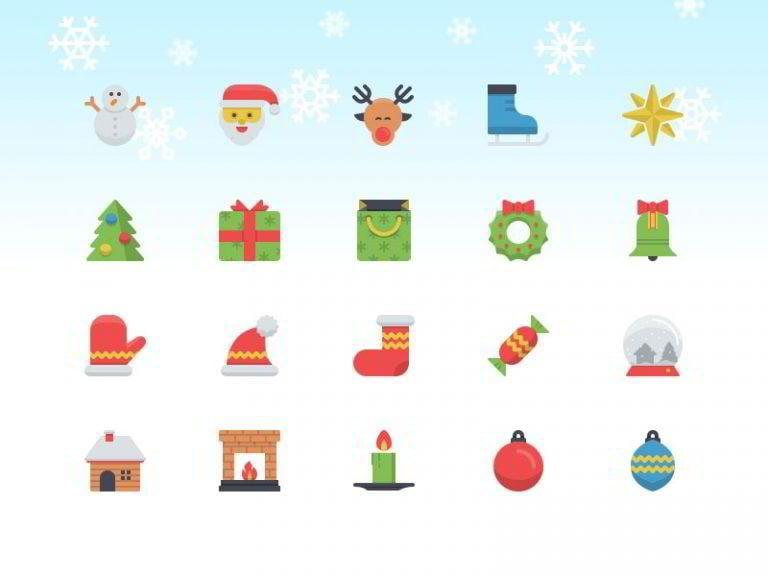Weihnachts-Icons-von-Zlatko-Najdenovski