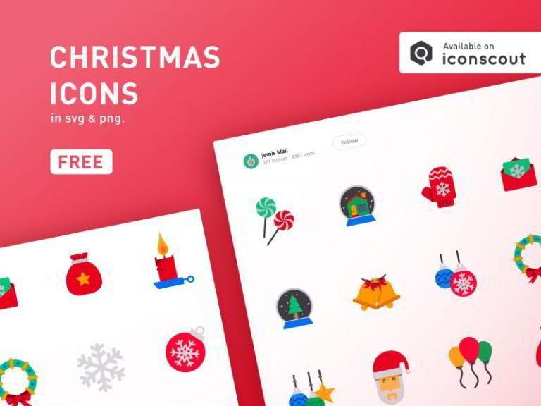 Weihnachts-Icons-von-Iconscout