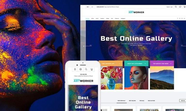 ArtWorker – das erste PrestaShop-Theme mit Katalog- und Shopmodi