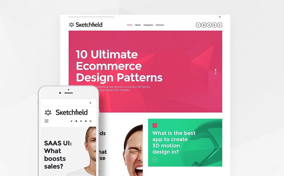 sketchfield-wordpress-theme