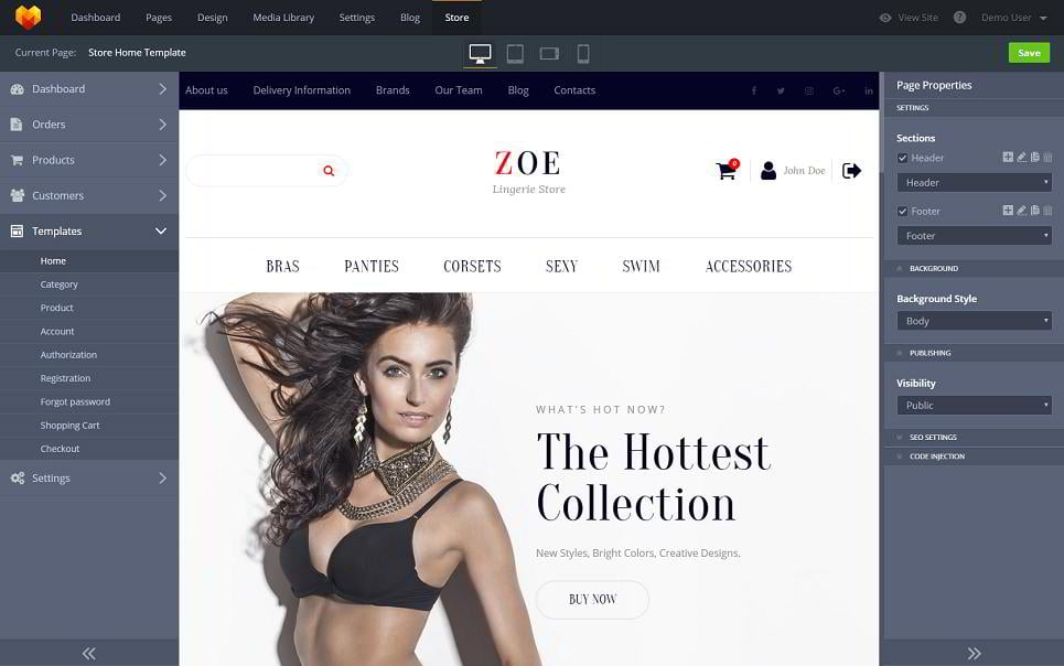 zoe-motocms-ecommerce-template-admin-panel-store