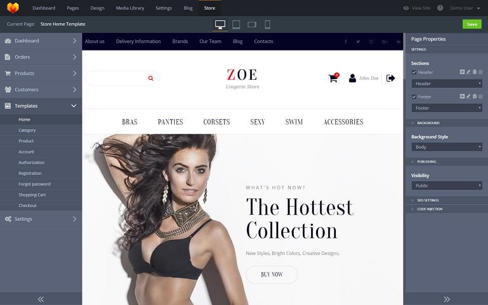 zoe-motocms-ecommerce-template-admin-panel-store