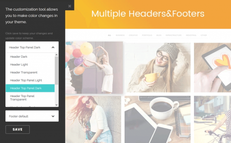 jedi-header-footer-layouts