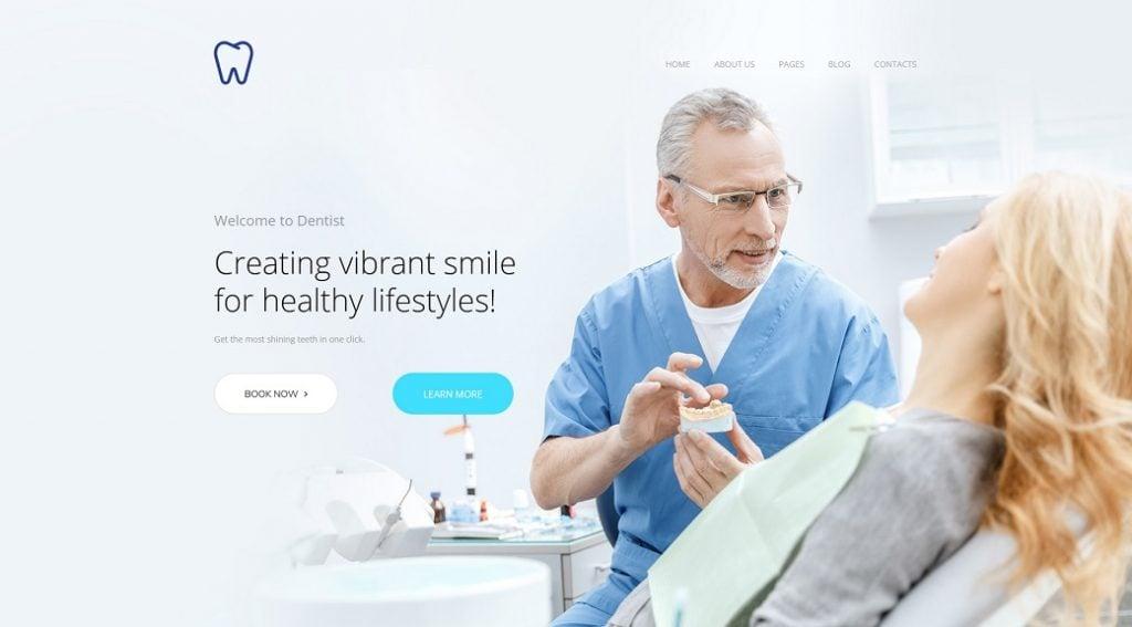 Skyline Business Website - die zweite Startseite für Zahnärzte