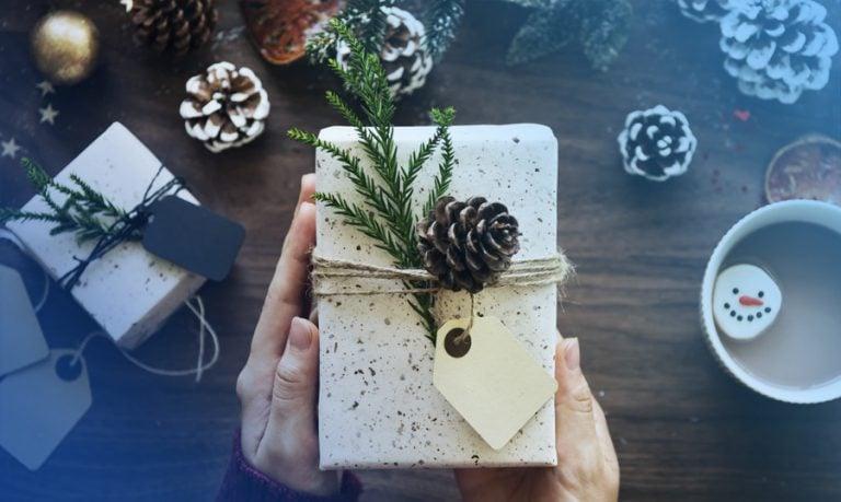 Am Black Friday-Sale teilnehmen und das Weihnachtspaket gratis bekommen