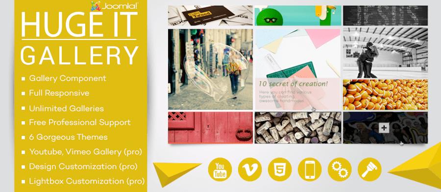 Huge-It Image Gallery-kostenlose-galerie-extensions-fuer-joomla