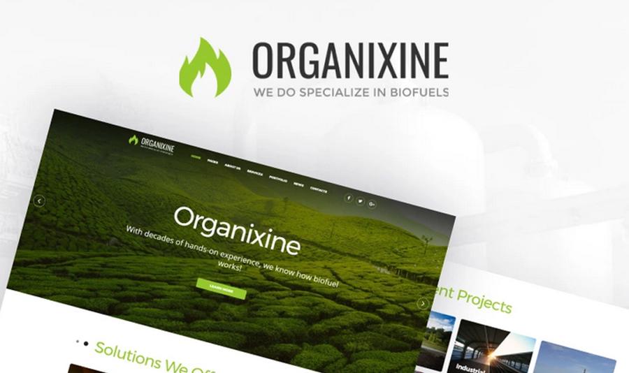 ORGANIXINE