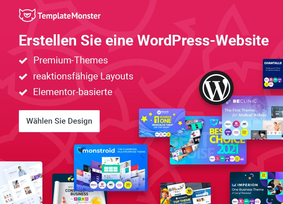 wordpress themen