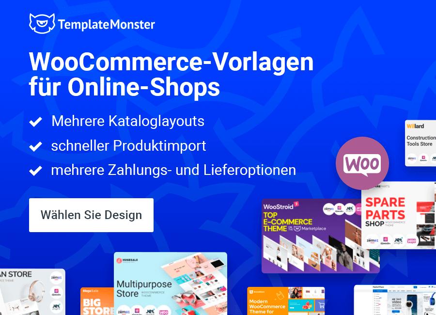 woocommerce themen