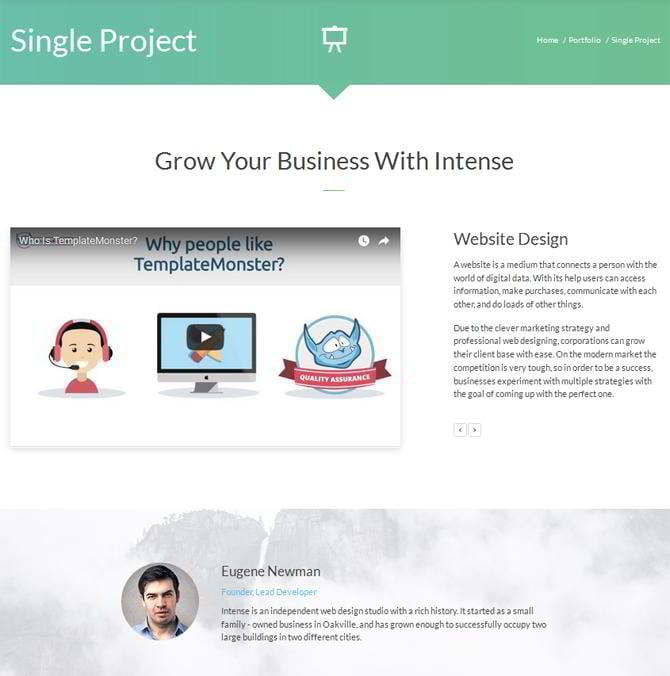 single-project