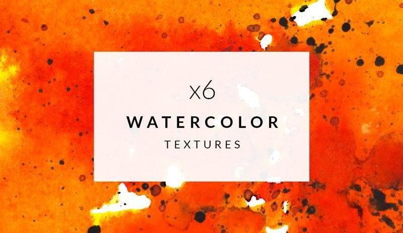 1-6-watercolor-textures-graphicburger