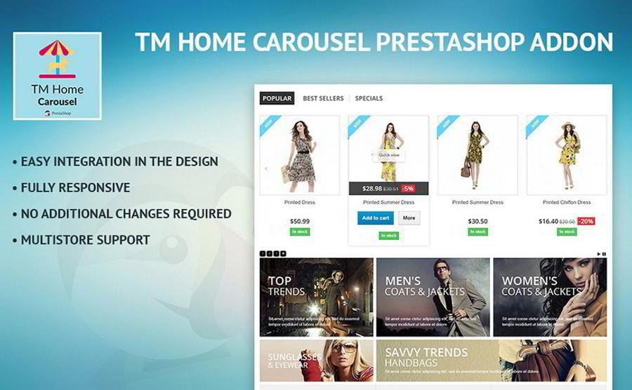 home-carousel-prestashop-module