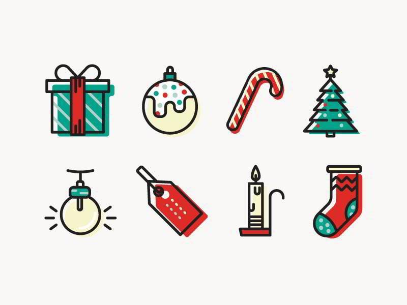Free-Christmas-Icons-by-Magda-Gogo