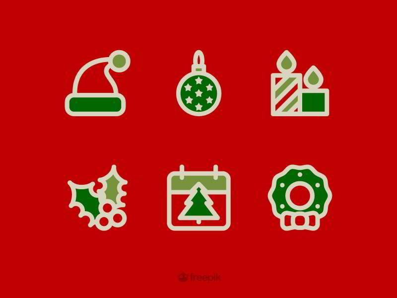 Freebie-Holidays-icons-by-Sooodesign