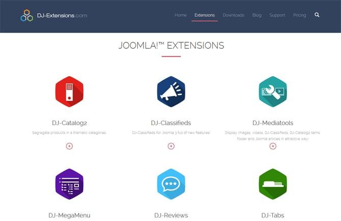 9dj-extensions