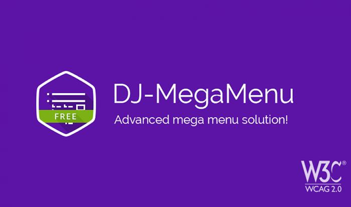DJ MegaMenu