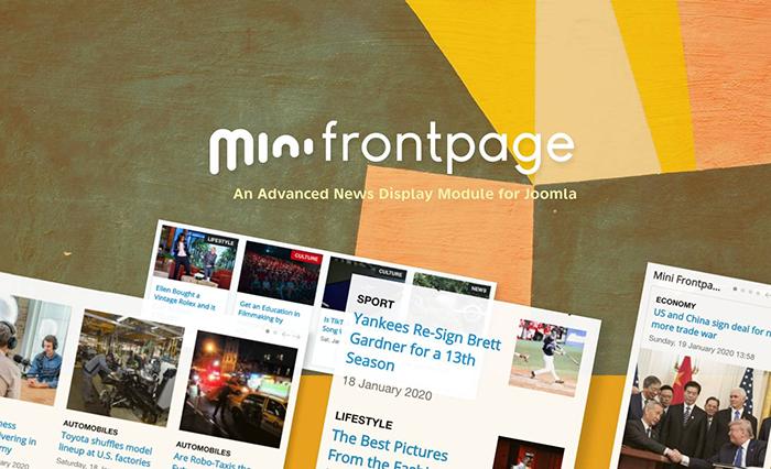 minifp extension
